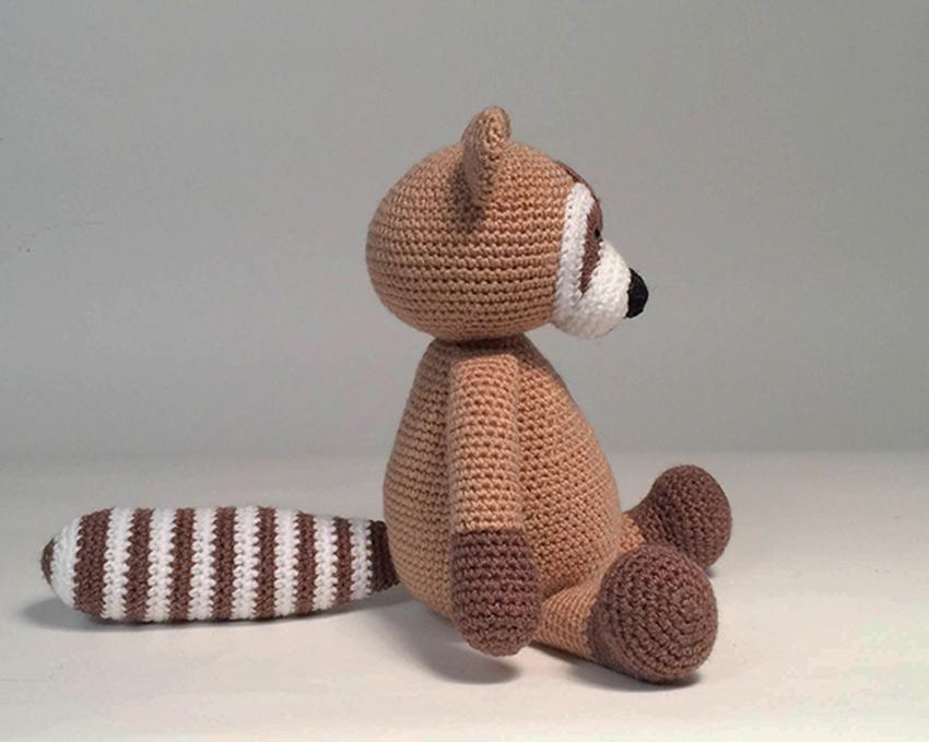 gehaakte dieren | simpelhandwerk